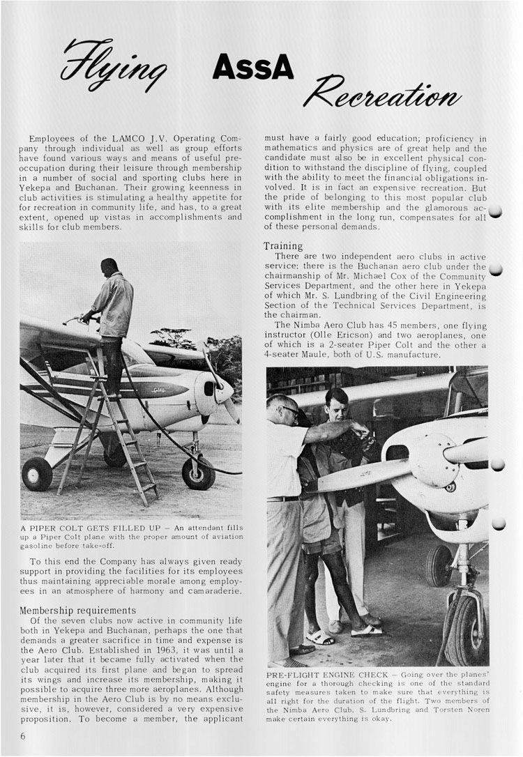 Lamco News, May 1967, No 5
